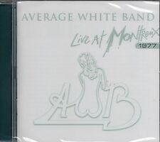 Average White Band - Live at Montreux 1977    CD NEU&OVP!