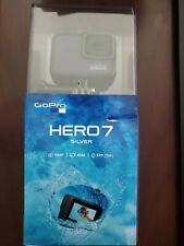 GoPro HERO7 HD CHDHC-601 Waterproof Action Camera Silver - BRAND NEW