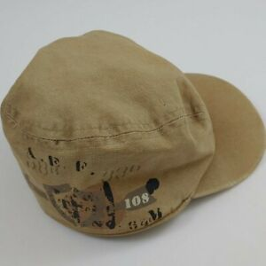 Vintage Polo Ralph Lauren Trapper Hat Rare Flannel Lined Country Sportsman USA