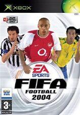 FIFA 2004 (Xbox) - Envoi Gratuit-Vendeur Britannique NP