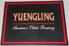YUENGLING BREWERY BAR BEER SPILL MAT GLASS COASTER NEW