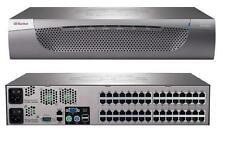 Raritan Dominion KX464 DKX464 64 Port 4 Remote Users KVM Over IP Switch TESTED!