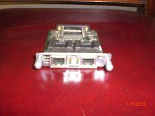 Cisco VWIC-2MFT-T1-DI 2-Port Voice Multiflex T1 Module