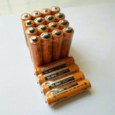 20PCS New AAA Ni-Mh Rechargeable battery 1.2V 650mAh HHR-65AAAB For GMT