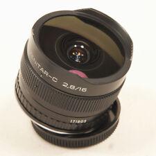 Marca Nueva Lente MC Zenitar - 2.8/16 Canon EOS Ojo de Pez C Nuevo Diseño Caja Blanca