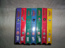 7 VHS lot Adventures in Odyssey 2-8 Go West Young Man Electric Christmas Star Qu