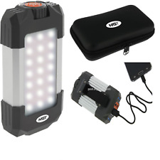 NGT Floodlight & Powerbank Carp Sea Fishing Camping Bivvy Light Re-charge Phone