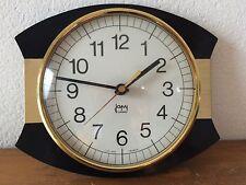 Belle Horloge Pendule vintage noir japy  années 50 / 60 / 70