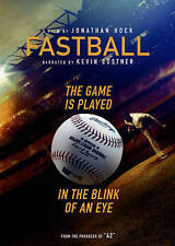 Fastball, Kevin Costner DVD - Great movie about baseball, A must see  B36