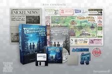 Thimbleweed Park Collector's Game Box - Pc / Nuevo a estrenar - Mint.