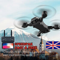 1080P GPS With 4K HD Dual Camera 5G Wifi FPV Drone RC Quadcopter Follow Me UK~