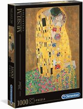 Clementoni Puzzle Museum Collection 1000 il bacio 31442