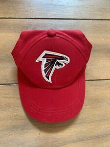 Atlanta Falcons Dog Baseball Cap Hat - LARGE Adjustable - NFL - NWT