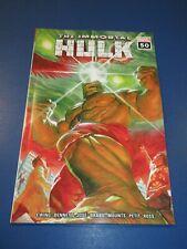 Immortal Hulk #50 Alex Ross Cover Nm- Beauty Last Issue Key