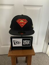Authentic New Era Superman Cap