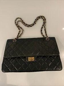 Sac Chanel Matelassés Vintage