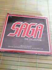Saga - The Saga Collection CD (2013) 3CD's