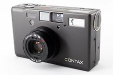 【Excellent++】Contax T3D BLACK  35mm Point & Shoot Film Camera from Japan 198553