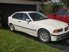 1997 BMW 318ti TI