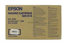 Original Epson Toner S051016 EPL-5600 Actionlaser 1600 EPL-N1200 New D