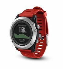 Garmin Fenix 3 GPS Multisport Watch Running Swimming cycling Silver