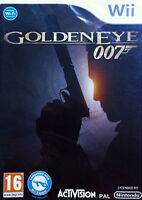 GoldenEye 007 (Nintendo Wii, 2010) CHEAP PRICE AND FREE POSTAGE