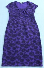 Boden Dress size 10 L UK Purple
