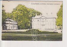 Oude Postkaart CPA Wuustwezel Kasteel Voorkant