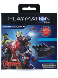 Disney Playmation Avengers Repulsor Battery Recharge Pack Marvel New In Box