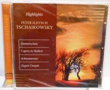 Peter Iljitsch Tschaikowsky + CD Highlights + Berliner Kammerorchester u.v.m. +