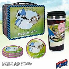 Regular Show Tin Tote Gift Set Convention Exclusive