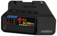 Uniden R7 Extreme Long Range Radar Detector W/GPS & Threat Detection Dual Ant.