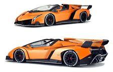 1:18 Kyosho  2014 Lamborghini Veneno Roadster orange metallic