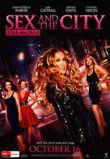 SEX AND THE CITY: THE MOVIE Movie POSTER Australian E 27x40