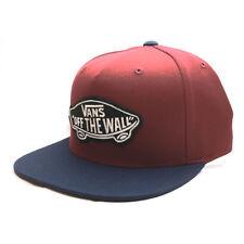 Gorras y sombreros de hombre VANS color principal rojo