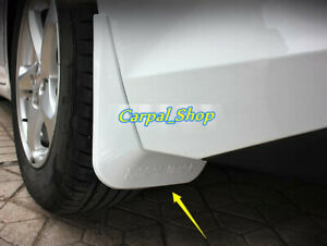 Fit For Chevrolet Malibu 2019 2020 white Splash Guards Mud Flaps Mudguard Fender