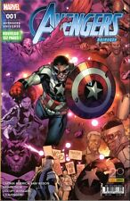 Avengers Universe (2ème Série) n° 01 - Baptême du feu | marvel