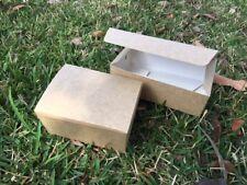 50pcs x Pastry Box Fast Food Box Cake Macaron Packaging 17.2x10x5.5cm (FFS/50)