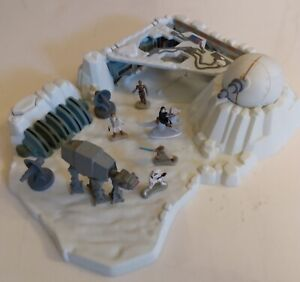 MicroMachines Star Wars Ice Planet Hoth playset - The Empire Strikes Back (ESB)