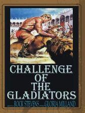 Challenge of the Gladiator [New DVD]