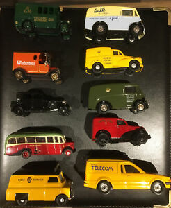 Corgi Lledo Job Lot Of 10 Vehicles