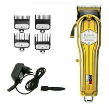 Genuine Kemei-1984 Rechargeable Electric Hair Clipper High Performance T-Blade
