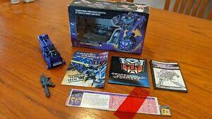 Vintage Transformers Triple Changer Astrotrain Hasbro 1980s