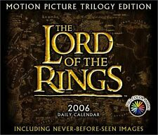 Lord of the Rings Trilogy Edition Daily 2006 Calen