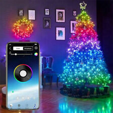 Christmas Tree Decoration Lights App Remote Control Lights Customized Smart Blue