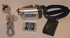 Cámara De Video Panasonic NV-GS27 Mini DV Cámara De Vídeo Digital Cinta Hecha en Japón