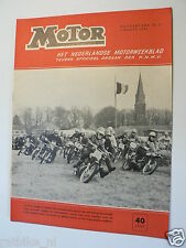 MO6209-MX CROSS GEMERT GEBOERSE,WIN,DAYTONA BILL FRANCE HONDA,CROSS CCCP RUSSIA,