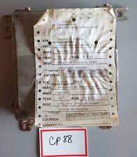 1992 MAZDA 626 ECU ENGINE COMPUTER MODULE, CP88