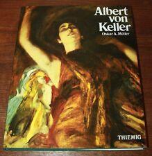 Keller Albert von – Werkverzeichnis 1981 mit seinen Gemälde-Abbildungen