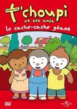 T'choupi et ses amis Le cache-cache géant DVD NEUF SOUS BLISTER
